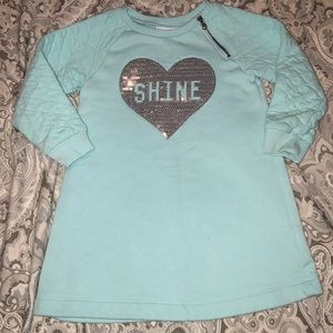 Children's Place Sweatshirt tunic, 3T